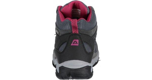Dámská turistická obuv ALPINE PRO ARNETTA LBTM176 TMAVĚ ŠEDÁ velikost  EU  38 (UK 5)   ALTISPORT.cz 5ea9496245