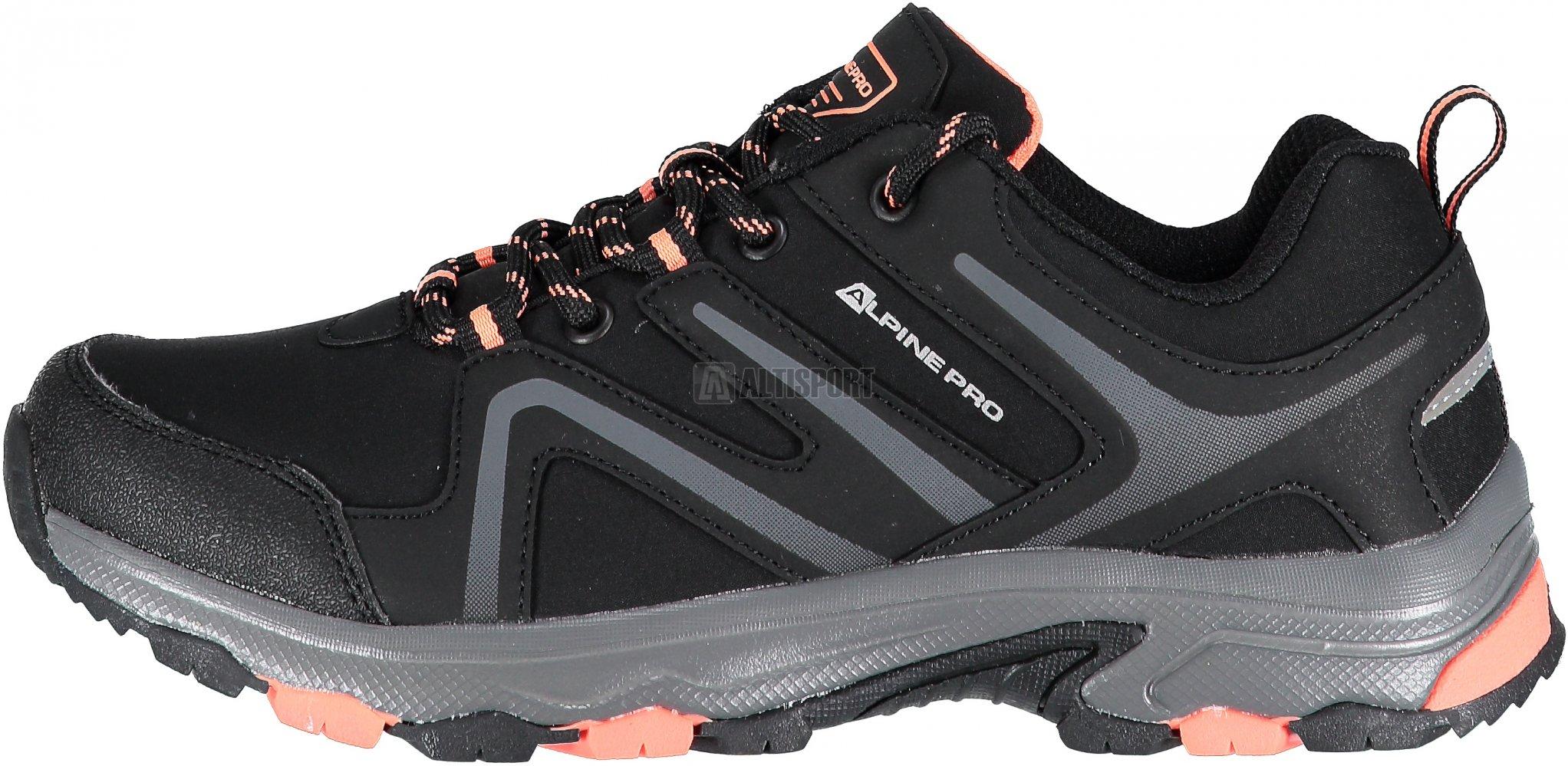 baed41e8111 Dámské boty ALPINE PRO CHERA LBTM172 ČERNÁ velikost  EU 37 (UK 4 ...
