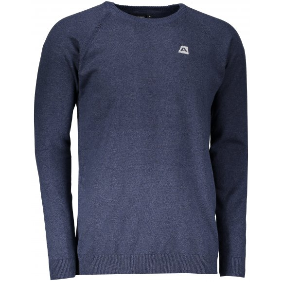 Pánský svetr ALPINE PRO DAG 2 MPLM056 TMAVĚ MODRÁ