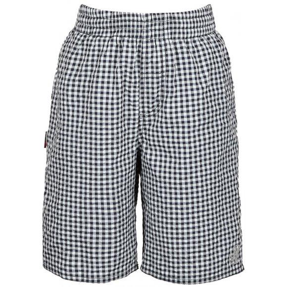 Chlapecké koupací šortky SAM 73 BS 512 TMAVĚ MODRÁ