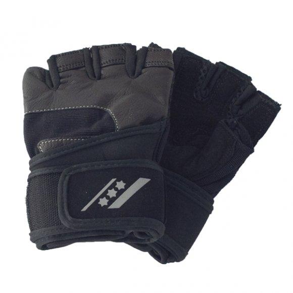 Fitness rukavice RUCANOR PROFI IV 29800-201 ČERNÁ