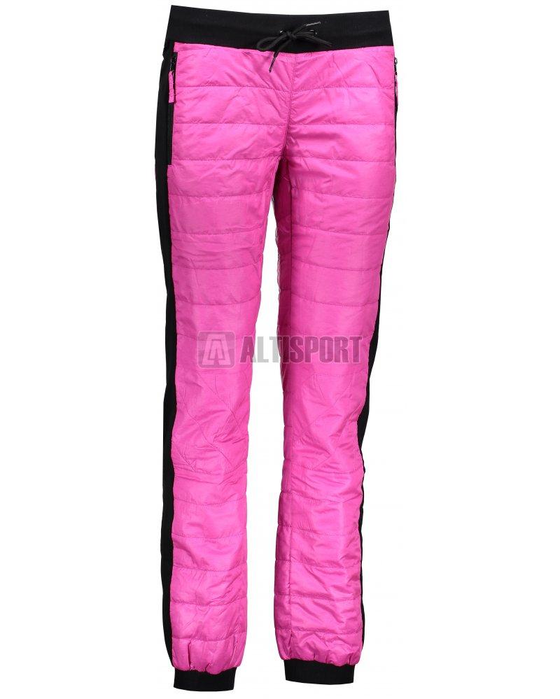 Dámské zateplené kalhoty ALPINE PRO DEBORA 2 LPAM232 RŮŽOVÁ velikost ... 09a6c0346e