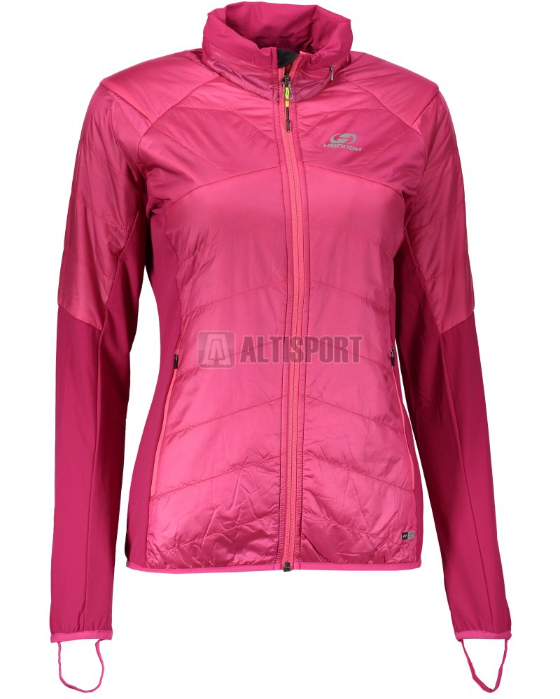 Dámská sportovní bunda HANNAH TESSA RASPBERRY SORBET velikost  36 ... 616cf307c8