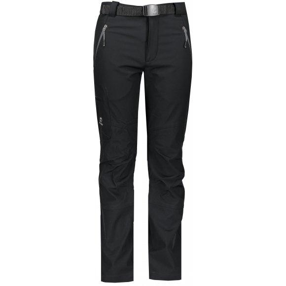 Dětské softshellové kalhoty HANNAH MARTY JR ANTHRACITE/GREY