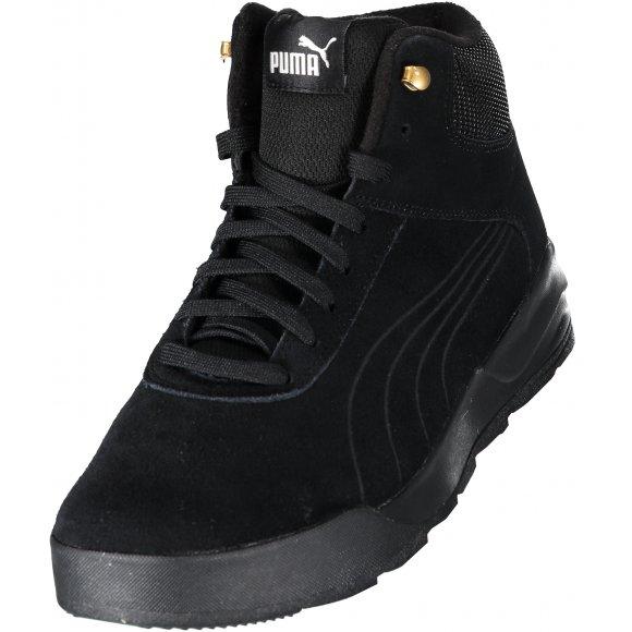 Pánské zimní boty PUMA DESIERTO SNEAKER 36122002 PUMA BLACK