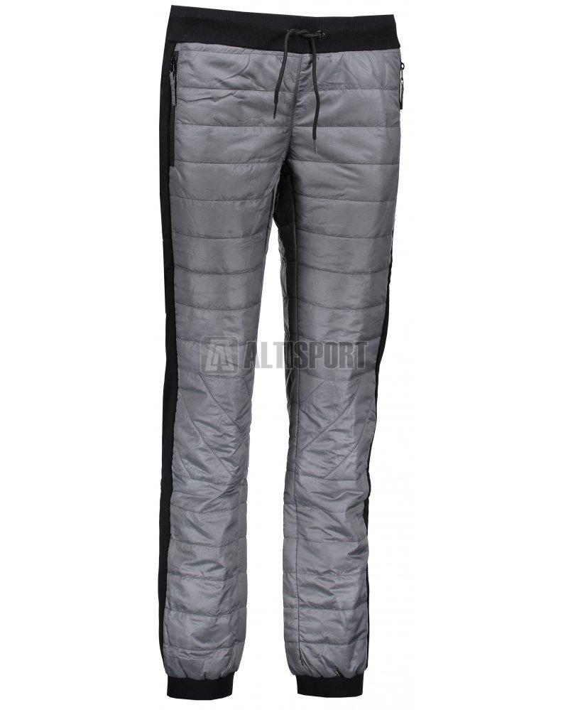 Dámské zateplené kalhoty ALPINE PRO DEBORA 2 LPAM232 TMAVĚ ŠEDÁ ... 9bfead43af