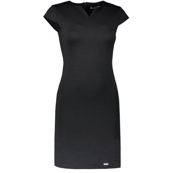 Dámské šaty NUMOCO 132-3 ČERNÁ velikost  XL   ALTISPORT.cz 97624596c04