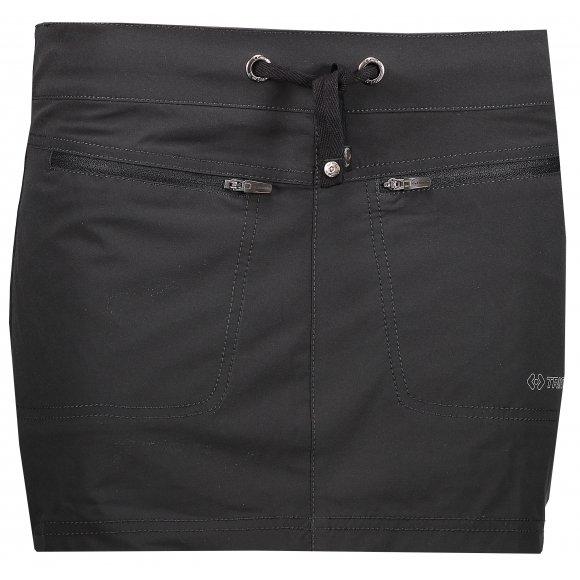 Dámská sukně TRIMM LAMBA GRAFIT BLACK