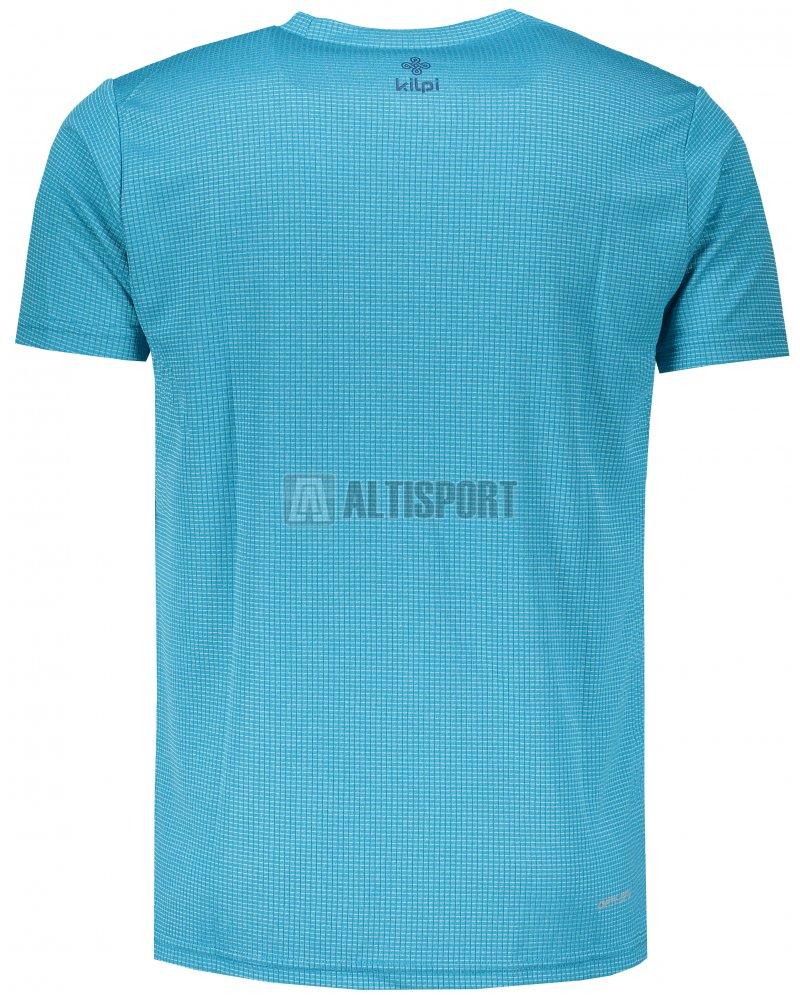 Pánské funkční triko s krátkým rukávem KILPI GIACINTO-M IM0110KI MODRÁ 4cb9e53e05