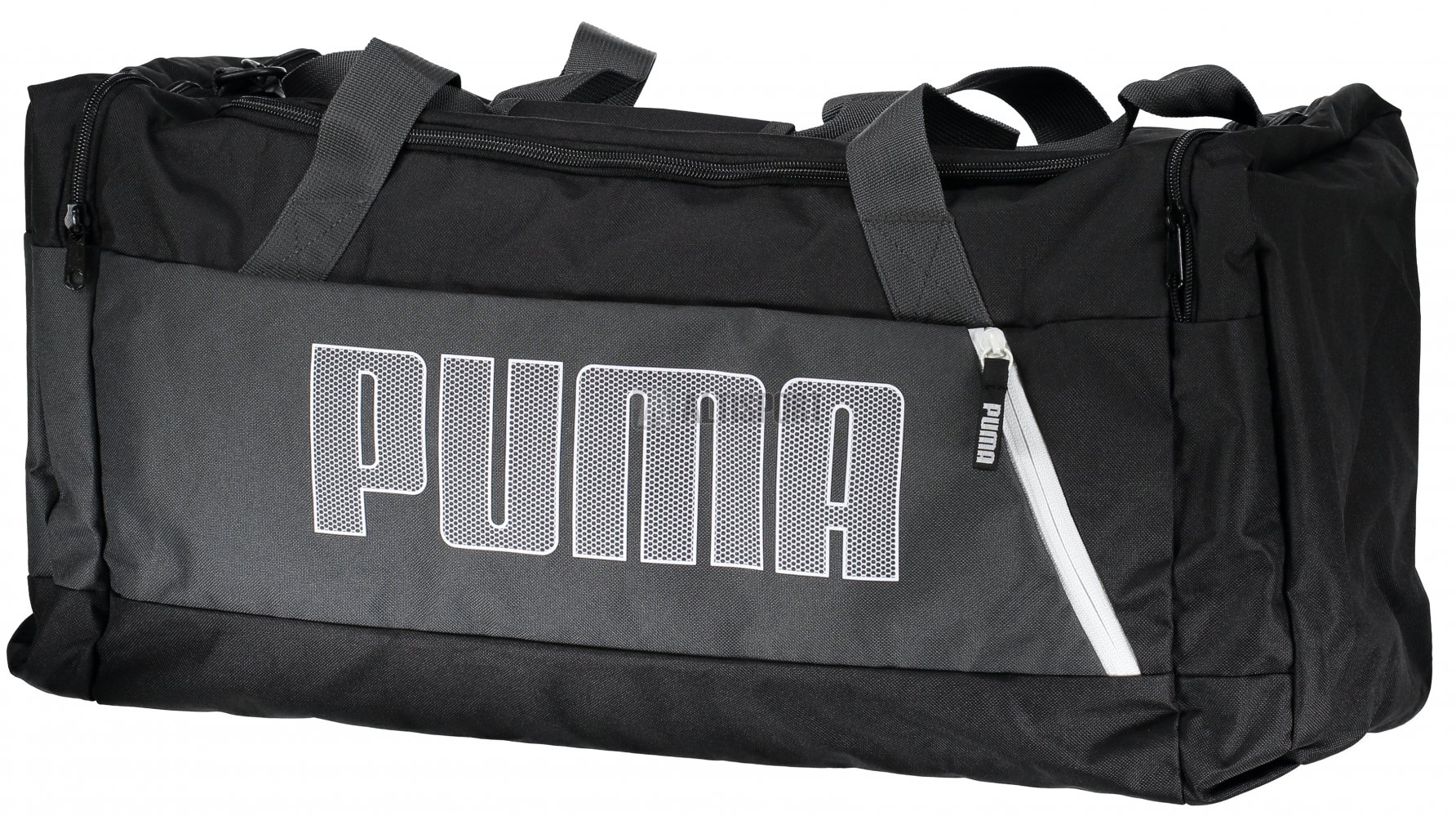 Sportovní taška PUMA FUNDAMENTALS SPORTS BAG M II 07496401 PUMA BLACK e944fb4dd4