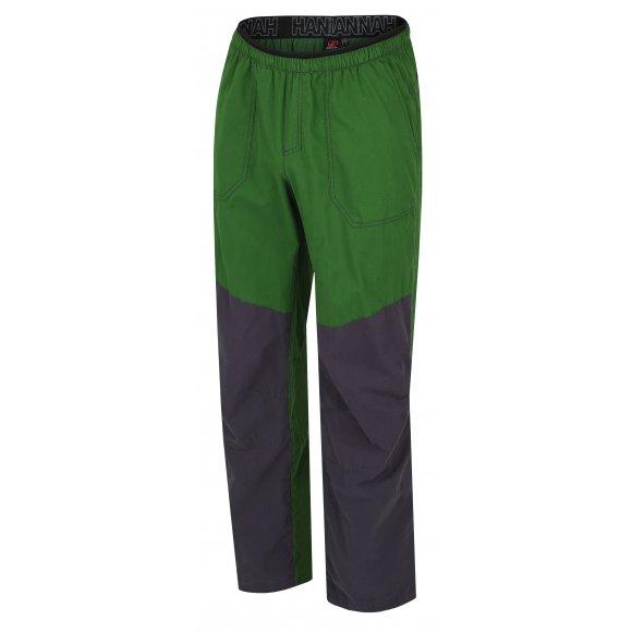 a7207c105e7 Pánské kalhoty HANNAH BLOG TREETOP DARK SHADOW velikost  L ...