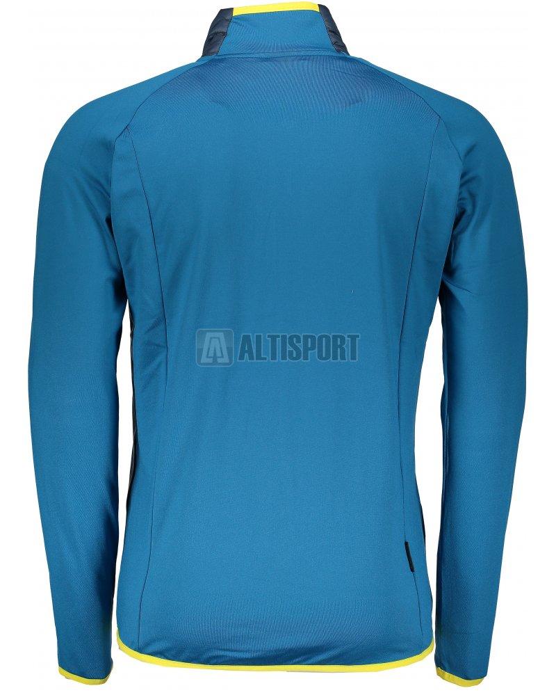 Pánská sportovní mikina HANNAH MAXTON MYKONOS BLUE velikost  L ... 306da9738e
