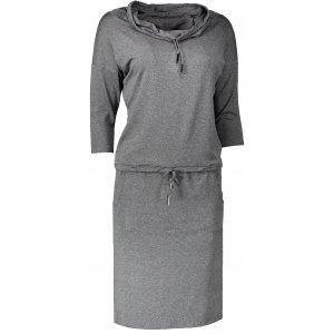 Dámské sportovní šaty NUMOCO A44-1 ŠEDÁ e3dd9cf9e0