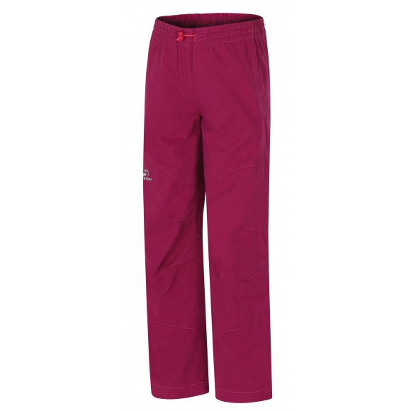 Dětské kalhoty HANNAH TWIN JR BOYSENBERRY S18