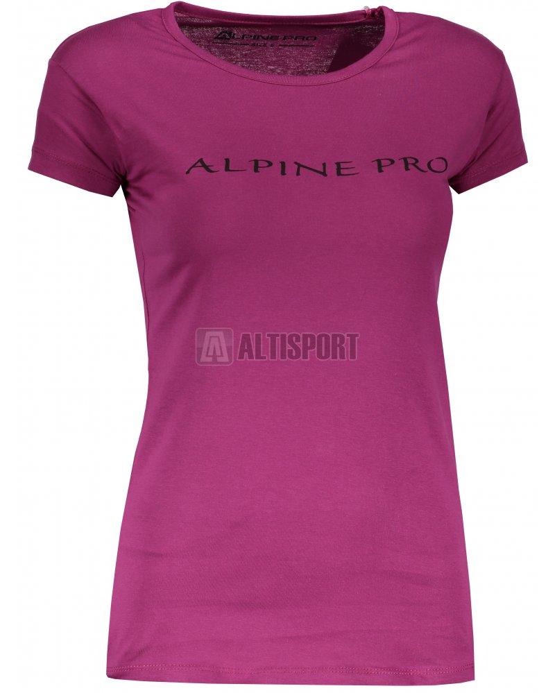 3e83a569478 Dámské triko ALPINE PRO TRACTA LTSM459 FIALOVÁ velikost  XS ...