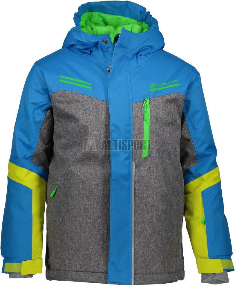 Dětská lyžařská bunda ALPINE PRO SARDARO KJCM122 MODRÁ velikost  104 ... 8d29704ff3