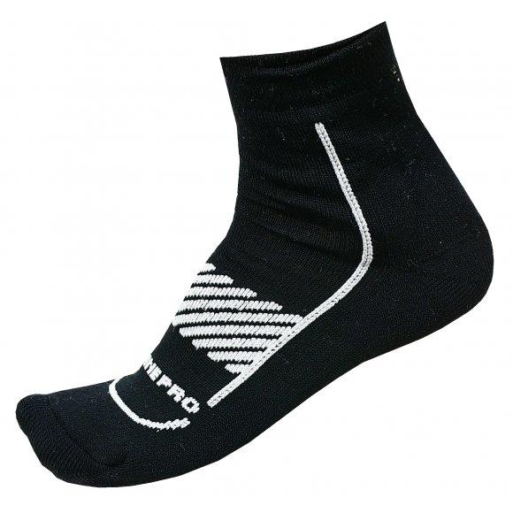 Ponožky ALPINE PRO AMIRAH 2 USCM044 SVĚTLE ŠEDÁ