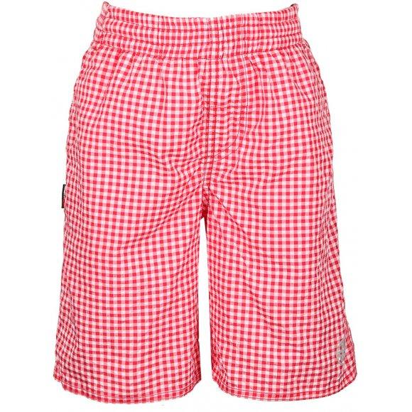 Chlapecké koupací šortky SAM 73 BS 512 ČERVENÁ