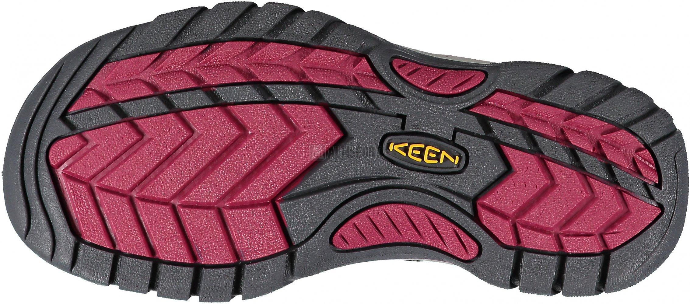 1831c0b5e53 Dámské sandály KEEN VENICE H2 BEET RED NEUTRAL GRAY velikost  EU 37 ...