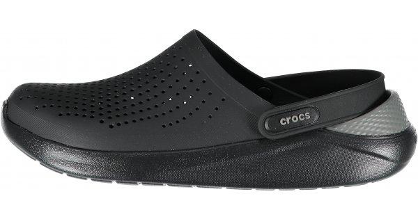 9a426571c Pánské pantofle CROCS LITERIDE CLOG 204592-0DD BLACK SLATE GREY velikost   41-42   PARANAL.cz