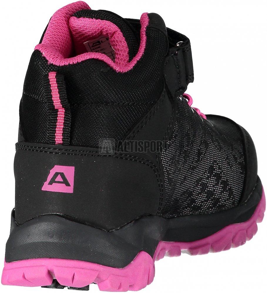 fd3a1e0575f9 Dětská turistická obuv ALPINE PRO UGO KBTM171 RŮŽOVÁ velikost  28 ...