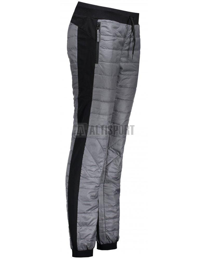 a1c327979c3 Dámské zateplené kalhoty ALPINE PRO DEBORA 2 LPAM232 TMAVĚ ŠEDÁ ...