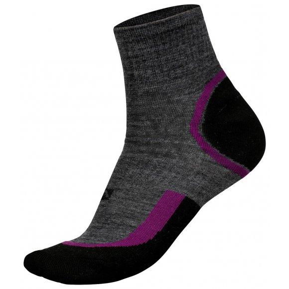 Ponožky ALPINE PRO GENTIN 2 USCM038 FIALOVÁ