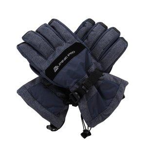 49fe64291af Zimní rukavice ALPINE PRO MIRON UGLM012 TMAVĚ MODRÁ
