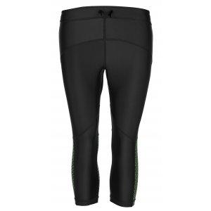 c6233d927c9 Dámské elastické 3 4 kalhoty KILPI TERRA-W IL0075KI ČERNÁ