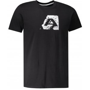 Pánské triko ALPINE PRO RONWEN MTSM368 ČERNÁ 6094c0c0c5