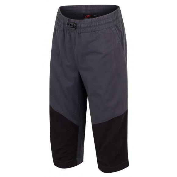 Dětské 3/4 kalhoty HANNAH RUFFY JR 118 DARK SHADOW/ANTHRACITE