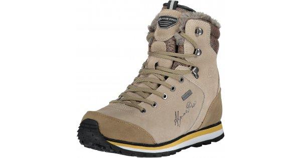 Dámské zimní boty ALPINE PRO XALINA LBTM143 BÉŽOVÁ velikost  EU 41 (UK 7 c7dea11cef