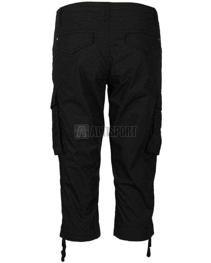 Dámské 3 4 kalhoty SAM 73 WS 732 ČERNÁ velikost  XL   ALTISPORT.cz 59481063cf