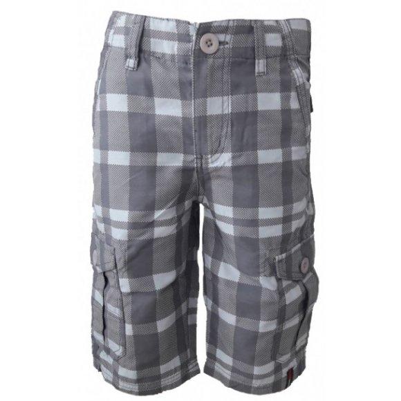 Chlapecké 3/4 kalhoty SAM 73 ATROP KPAL109 TMAVĚ ŠEDÁ