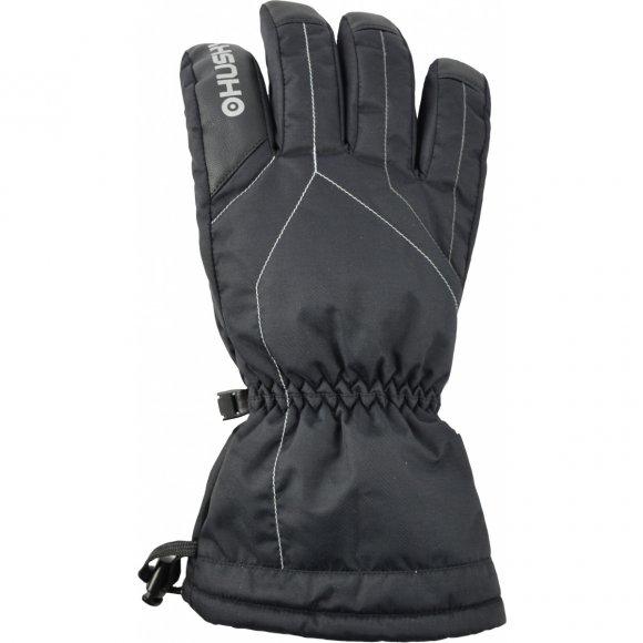 Pánské lyžařské rukavice HUSKY EXTRY ČERNÁ