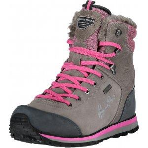 Dámské zimní boty ALPINE PRO XALINA LBTM143 TMAVĚ ŠEDÁ 5ddd7e297c