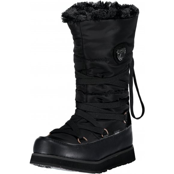 Dámské zimní boty LUHTA LEXIE MS 75542477990 BLACK