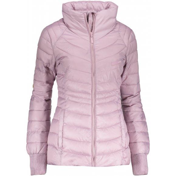 Dámská zimní bunda LOAP JASNA CLW18116 RŮŽOVÁ
