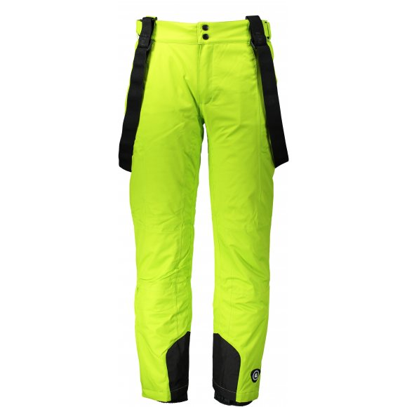 Pánské lyžařské kalhoty KILLTEC ENOSH 30920-701 ZELENÁ