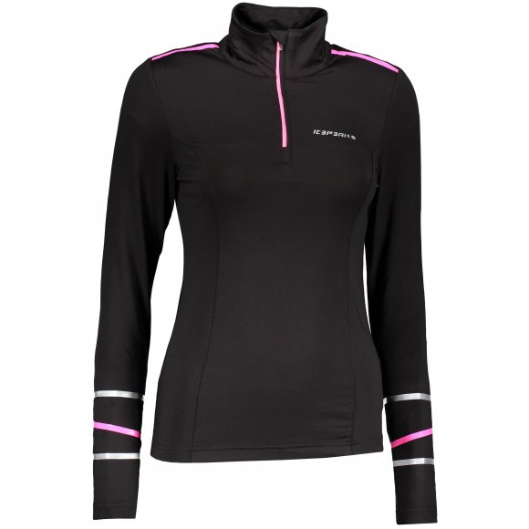Dámské termo tričko ICEPEAK NERISSA 54778677990 BLACK