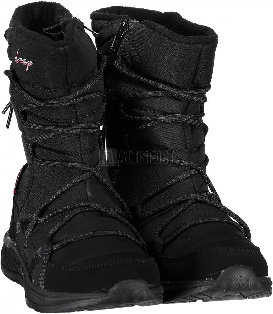 Dámské zimní boty LOAP ALTENA SBL18105 ČERNORŮŽOVÁ velikost  EU 38 ... 59811e43e5