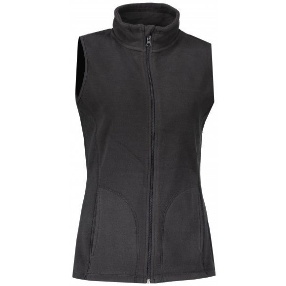 Dámská fleecová vesta STEDMAN ACTIVE BLACK OPAL velikost  XL ... ae0d2c519c