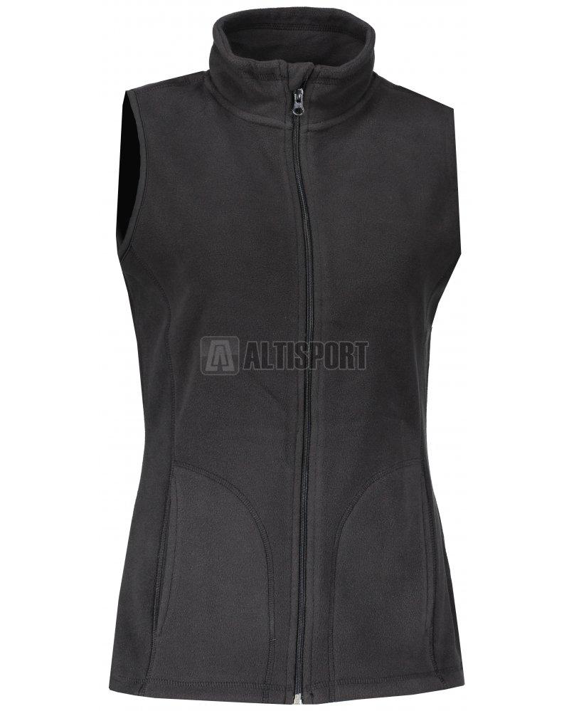 Dámská fleecová vesta STEDMAN ACTIVE BLACK OPAL velikost  L ... 9a9473a04f