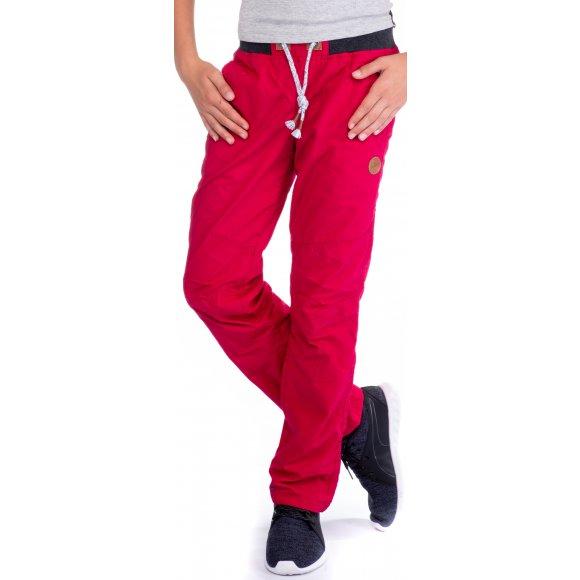 Dívčí kalhoty SAM 73 GK 511 MALINOVÁ