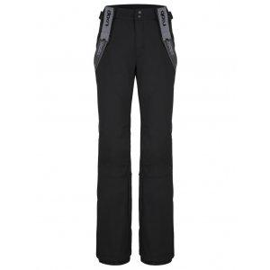 Dámské lyžařské softshellové kalhoty LOAP LIZZY SFW1819 ČERNÁ ... a20a02a335
