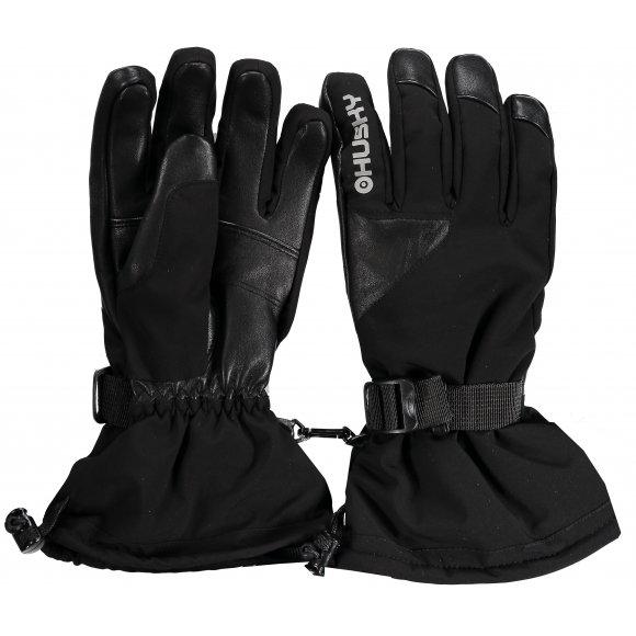 Dámské lyžařské rukavice HUSKY ESENC ČERNÁ