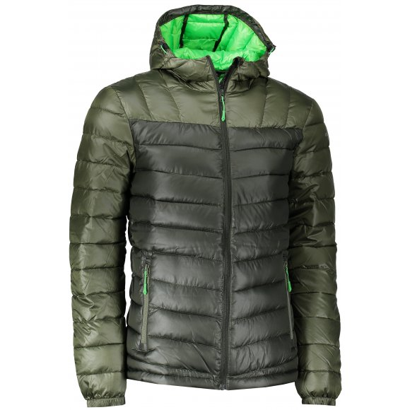 Pánská bunda ICEPEAK LEAL 56004565595 DARK GREEN