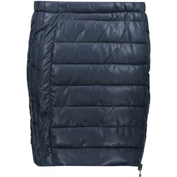 Dámská oboustranná sukně LOAP JUMILA CLW18120 MODRÁ