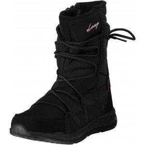 Dámské zimní boty LOAP ALTENA SBL18105 ČERNORŮŽOVÁ 1d6a718290