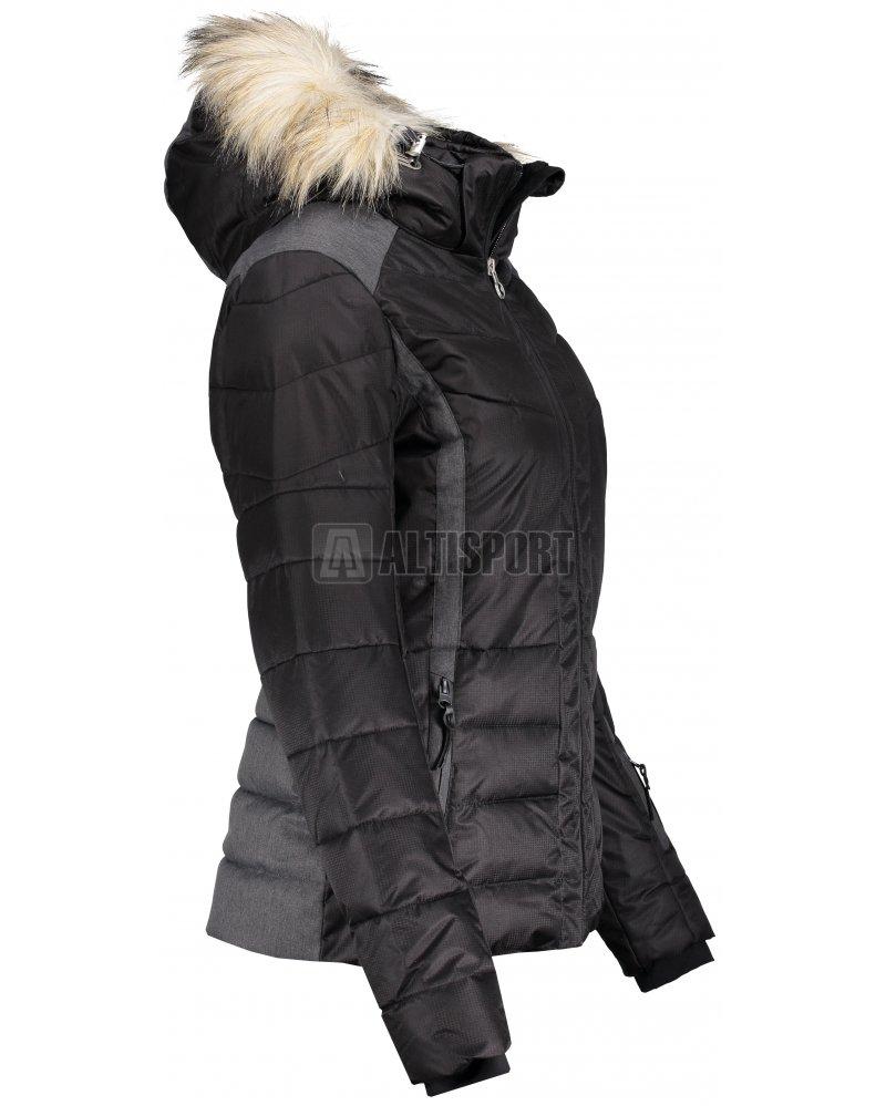 Dámská lyžařská bunda ICEPEAK CINDY 53204512990 BLACK velikost  42 ... 82a0d0753b